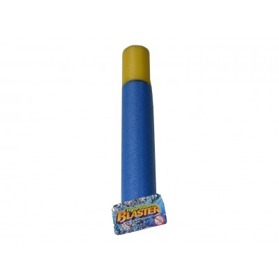 10 Inch HydroStorm Blaster Plastic + Foam Syringe Style Water Squirter - Choice of 4 Colours